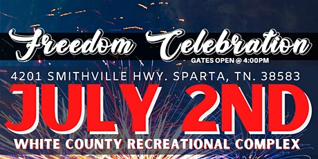 Freedom Celebration 2021 tickets
