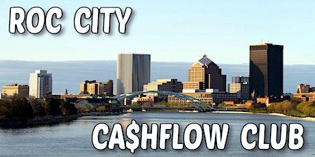 ROC City Cashflow Club - Game Night tickets