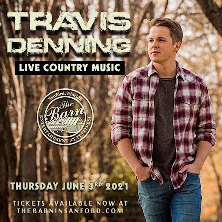 Travis Denning live in Sanford Fl image