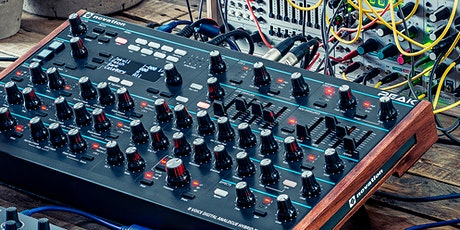 Omni Online: Sound Design with Synthesis Workshop with Meghan Rose Scott tickets