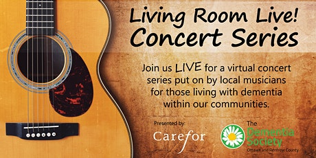 Living Room Live  Concert series-Music through the decades-LA Connection tickets