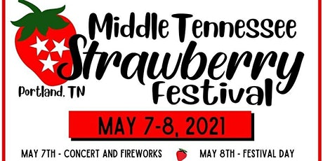 80th Annual Middle TN Strawberry Festival tickets