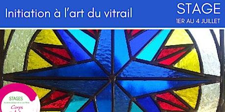 Stage d'été : Initiation à l'art du vitrail billets