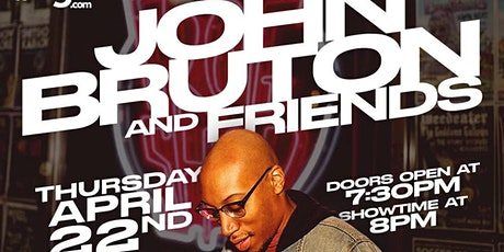 John Bruton and Friends Comedy tickets