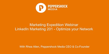 2nd Thursday Marketing Expedition Webinar tickets