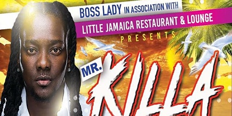 MR KILLA IN CONCERT tickets