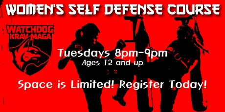 EMPOWERED! Women & Teen Girls Self Defense tickets