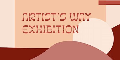 Artist's Way Exhibition tickets