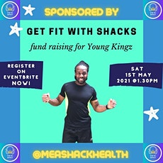Get Fit With Shacks tickets