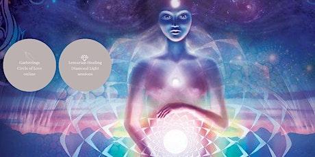 "Quantum Healing  Session ""Healing Through Love"" tickets"