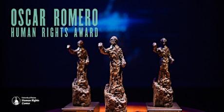 2021 Romero Human Rights Award Ceremony tickets