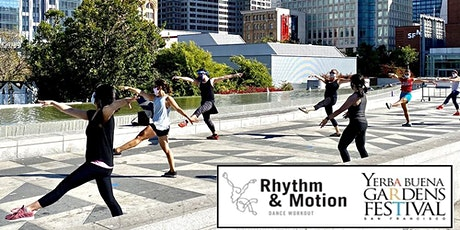Outdoor Rhythm & Motion: Fusion at Yerba Buena Gardens tickets