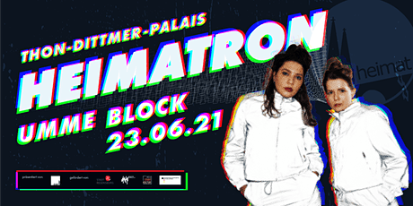 UMME BLOCK @ HEIMATRON Tickets