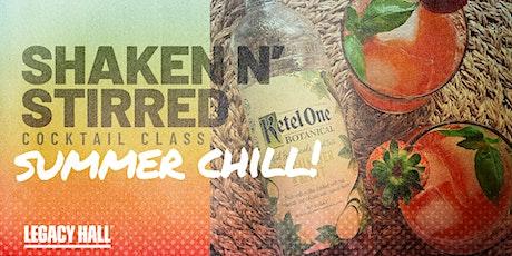 Shaken N' Stirred: Ketel One Summer Drinks tickets