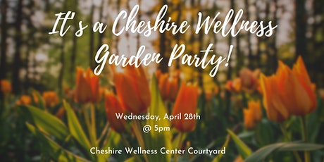 It's a Cheshire Wellness Garden Party! tickets