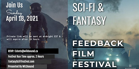 SCI-FI  SHORT Film Festival (FREE & Virtual) Stream this Sunday all day tickets
