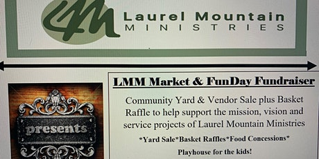 Laurel Mountain Ministries Market & FunDay Fundraiser tickets