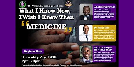 Omega Success Express Series: Medicine tickets