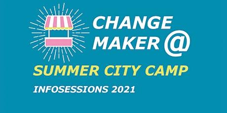Changemaker Online-Infosession I Tickets