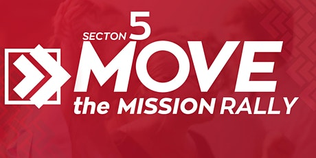 Section Five |Move the Mission| Rally tickets