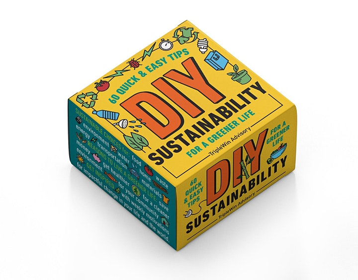 Personal Sustainability Workshop: Match What You Value to Sustainability image