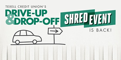 Cedar Park Drive up and Drive off Shred Event tickets