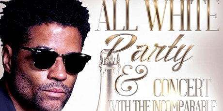 Mitchell's Ultra Lounge Presents All White Party and Concert w/Eric Benet tickets