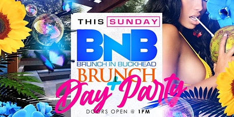 Brunch In Buckhead Day Party tickets