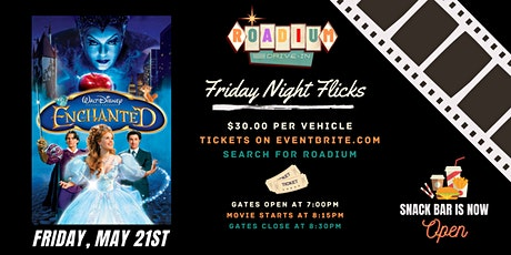 ENCHANTED  - Presented by The Roadium Drive-In tickets