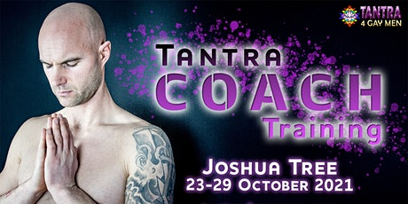 Tantra Coach Training tickets