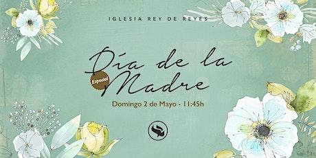 Reunión general (Especial Día de la Madre) - 02/05/21 - 11:45h entradas