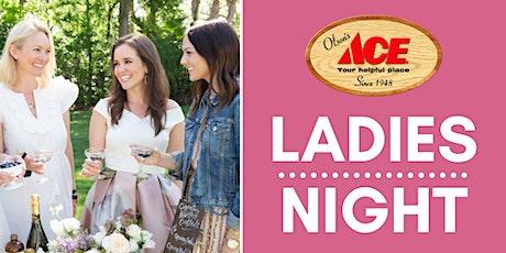 Ladies Night at Olson's Ace Hardware tickets