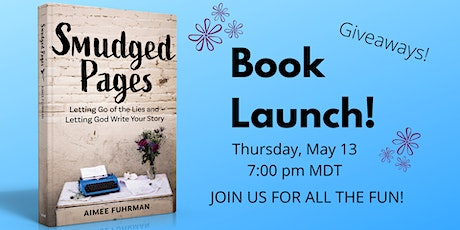 Smudged Pages Book Launch tickets