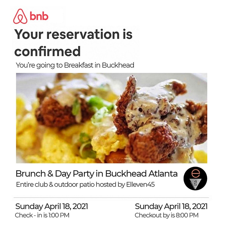 Brunch In Buckhead Day Party image