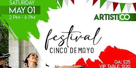 Festival Cinco De Mayo tickets