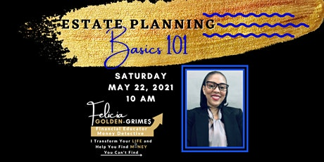 Estate Planning Basics 101 - Free Event tickets