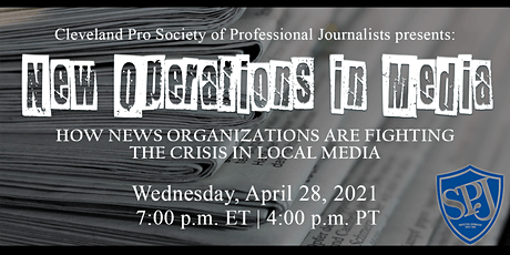 How News Organizations Are Fighting the Crisis in Local Media tickets