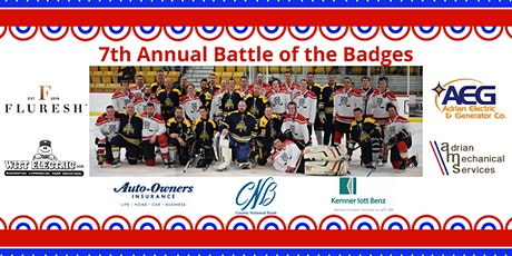 7th Annual Battle of the Badges tickets