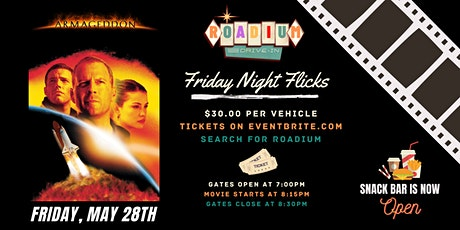 ARMAGEDDON  - Presented by The Roadium Drive-In tickets