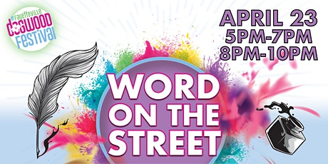 Word on the Street! Date Night Edition (8pm-10pm) tickets