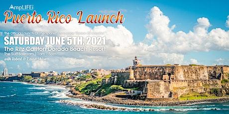 Amplifei™ Puerto Rico entradas