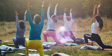 Outdoor Yoga + Wellness at the Asheville Salt Cave tickets