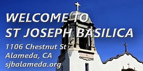 In-person Mass Reservation: Sunday,  April 25th, 12-noon, Basilica tickets