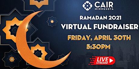 Ramadan 2021 Virtual Fundraiser tickets