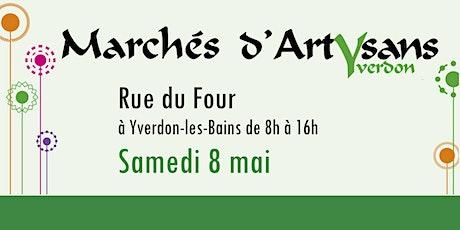 Marché d'été à la Rue du Four  (8.05.21) tickets