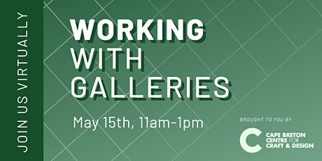 Working with Galleries tickets