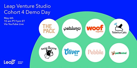 Leap Venture Studio Cohort 4 Demo Day tickets
