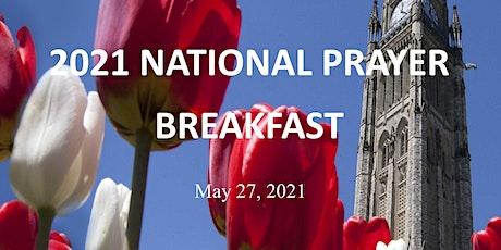 2021 National Prayer Breakfast of Canada tickets