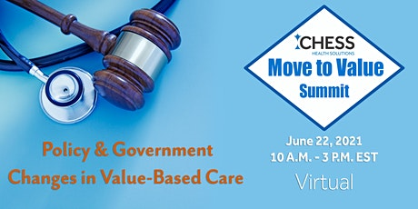 Move to Value Summit -  Policy & Government Changes in Value-Based Care tickets