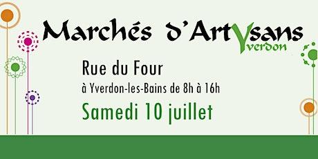 Marché d'été à la Rue du Four  (10.07.21) tickets